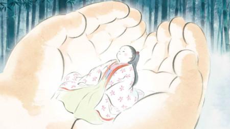 Animación | 'El cuento de la princesa Kaguya', de Isao Takahata