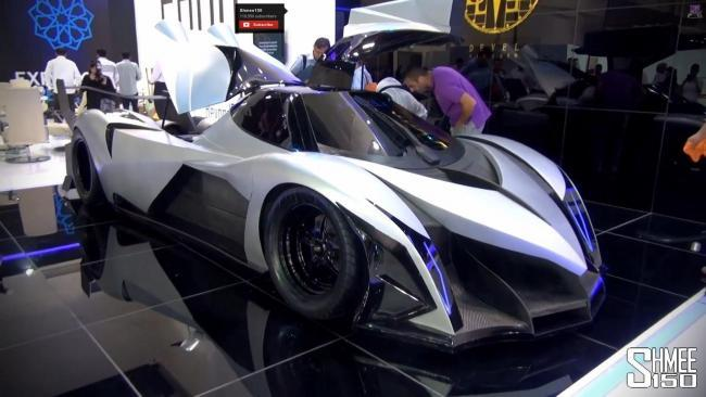 Devel Sixteen, cuando el 'Made in Dubai' se traduce en 5.000 caballos