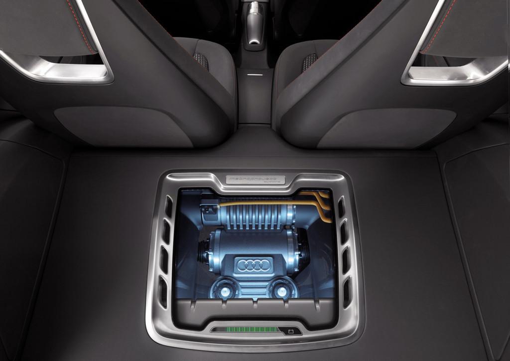 Foto de Audi A1 Metroproject Quattro Concept (21/35)