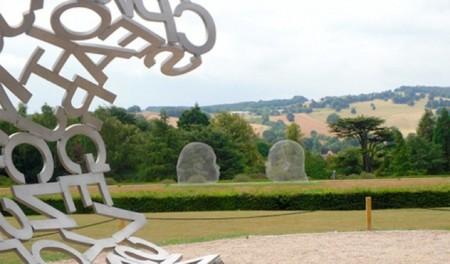 escultura letras 2