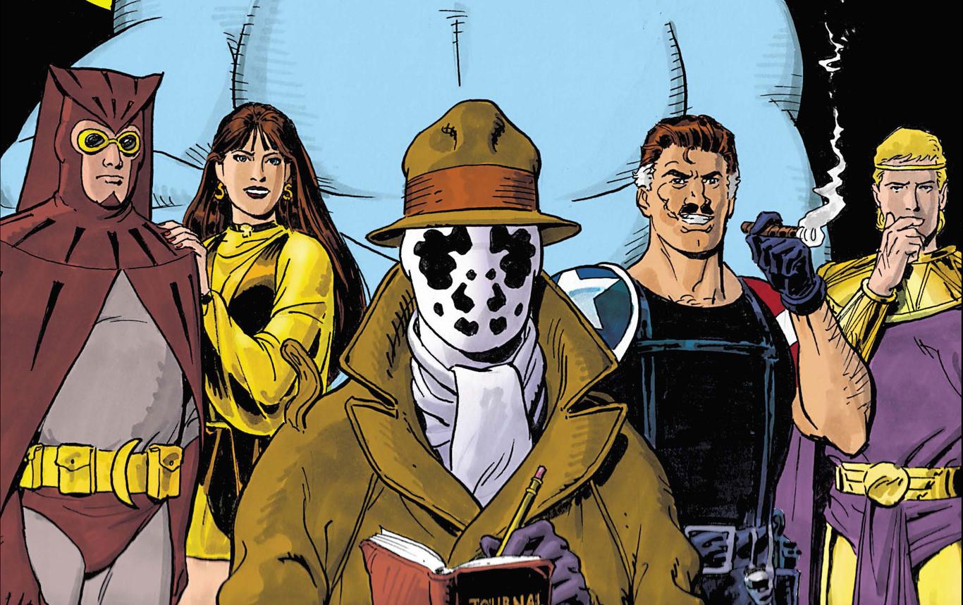 Watchmen': cómo leer todos sus cómics en orden cronológico