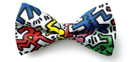 Pajarita de Keith Haring: ¿por qué no dejamos el arte en paz?
