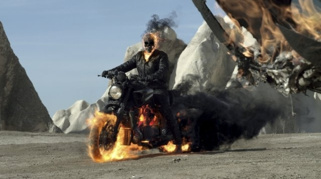 Foto de 'Ghost Rider: Spirit of Vengeance', primeras fotos (1/3)