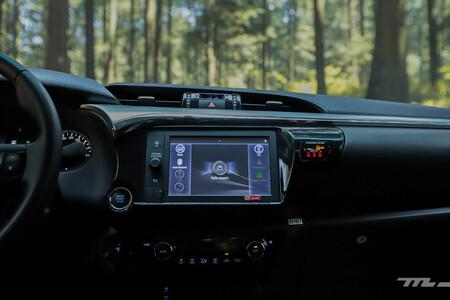 Toyota Hilux 2021 Opiniones Prueba Precio Mexico85
