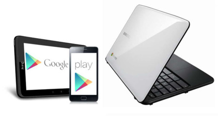 Google 'se olvida' de dar soporte de vídeo a Google Play en Chromebooks y Google TV