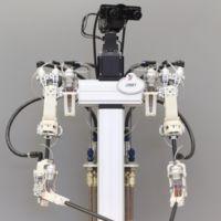 Disney presenta a Jimmy, un robot con impresionantes capacidades de precisión e interacción