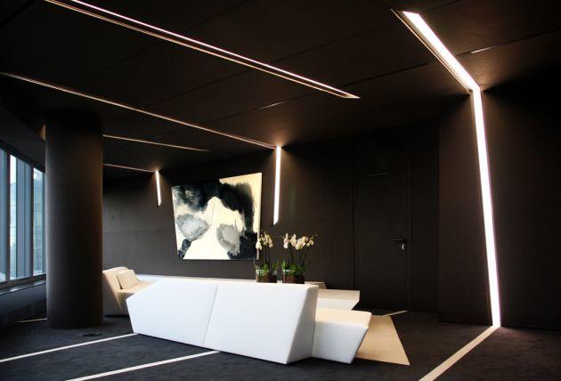 Foto de Espacios para trabajar: las nuevas oficinas de la Mutua (12/14)