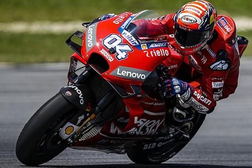 Marc Márquez domina los libres del GP de Argentina pero Andrea Dovizioso se lleva el mejor tiempo