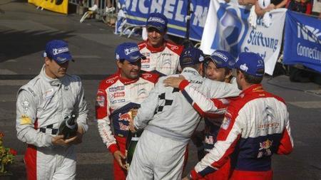 La semana después del rally. Sébastien Ogier y Dani Sordo protagonistas del fin de semana