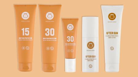 cremas solares para pieles sensibles