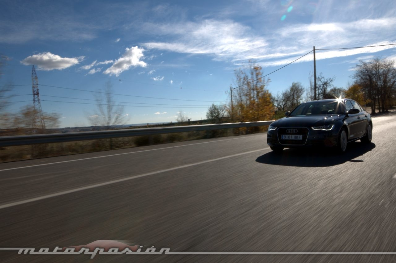 Foto de Audi A6 hybrid (prueba) (67/120)