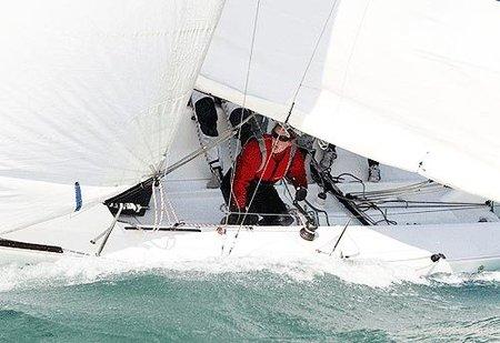 Comienza la Match Race de Saint Quay de Vela en la Bretaña francesa