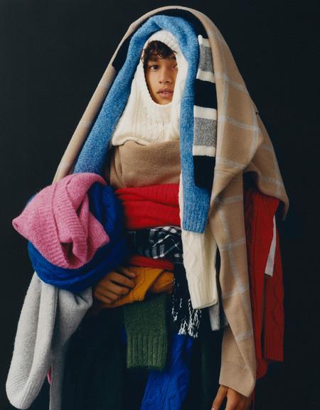 Bershka nos propone un cambio de armario con los jerséis como protagonistas