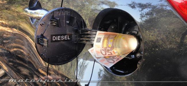 Llenar el depósito es cada vez más caro