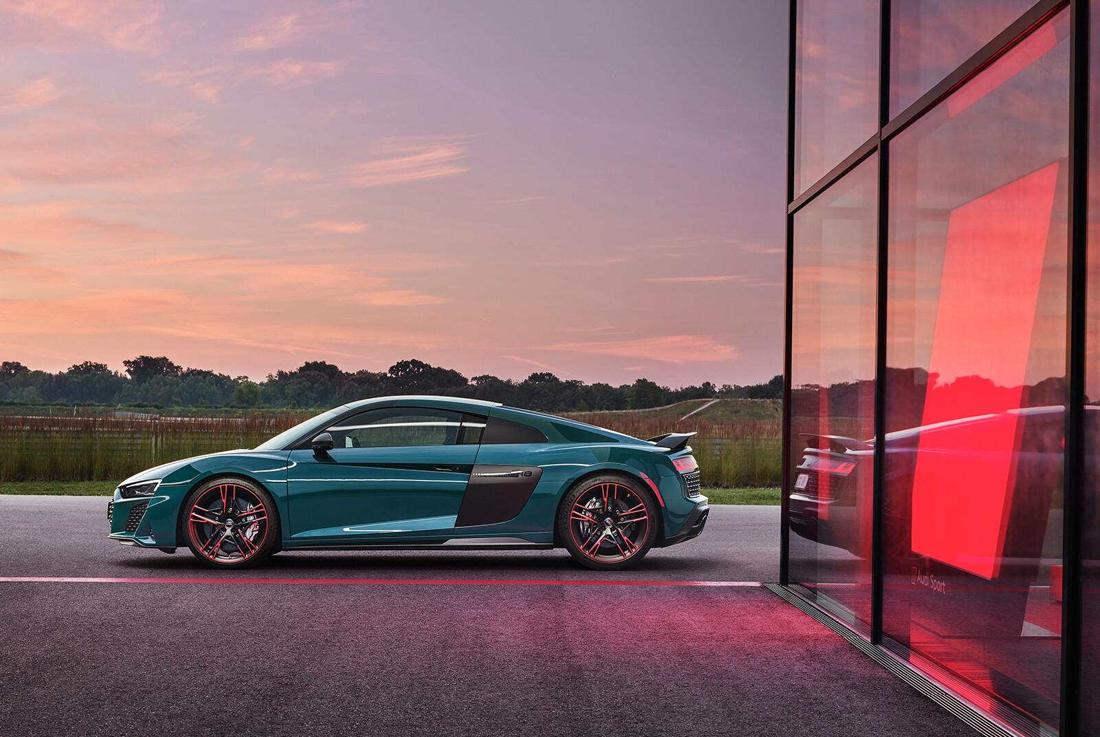 Foto de Audi R8 Green Hell (6/25)