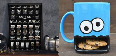 11 ideas de regalos navideños para los amantes del café