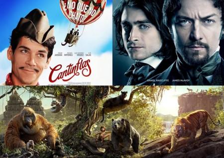 Estrenos de cine | 15 de abril | El libro de Frankenstein y el secreto de Cantinflas