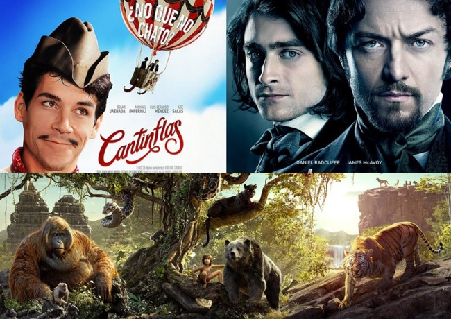 Cantinflas Victor Frankenstein El Libro De La Selva