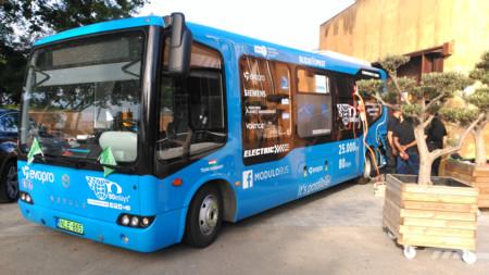 Evopro Modulo Autobus Electrico