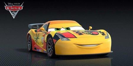 """Un coche """"español"""" para Cars 2"""
