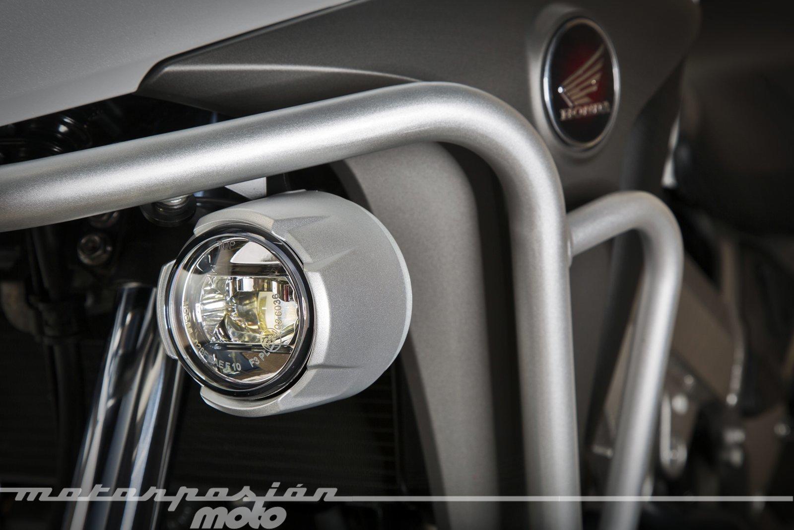 Foto de Honda VFR800X Crossrunner - Detalles (44/56)