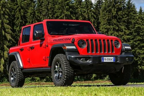 Probamos el Jeep Wrangler: un 4x4 que cambia por completo para seguir siendo igual de auténtico