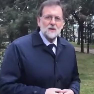 Rajoy ya es muy youtuber y mucho youtuber