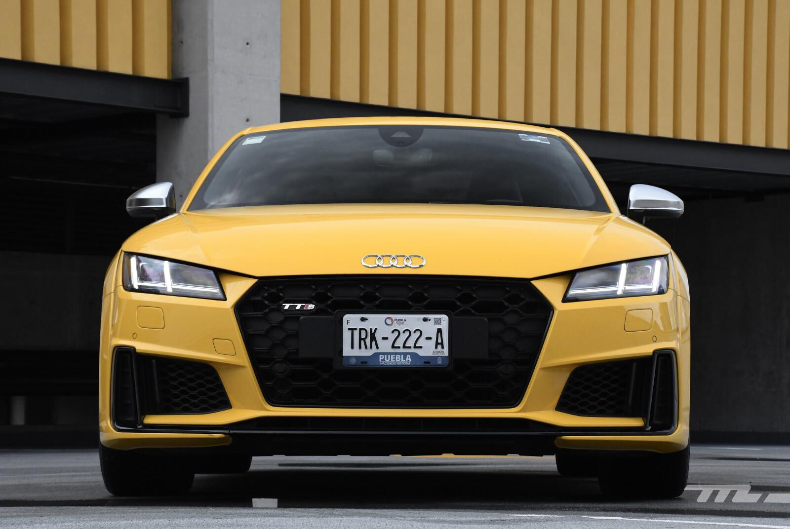 Foto de Audi TTS (prueba) (2/29)