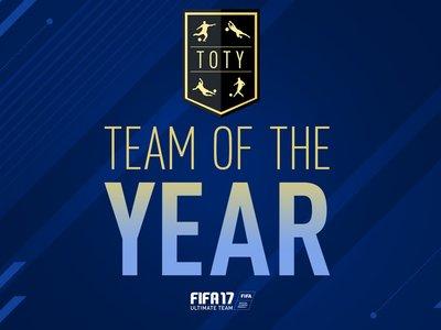 Estos son los jugadores del año de FIFA 17
