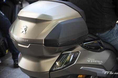 Peugeot Metropolis 400 Gt Sw 2021 Prueba 021