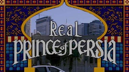 Cachondo vídeo sobre 'Prince of Persia' en la vida real
