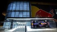 Roban más de 60 trofeos del equipo Red Bull de Fórmula 1