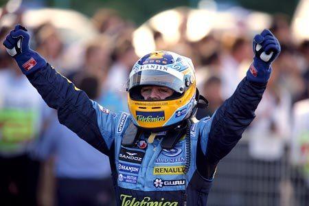 Fernando Alonso volverá a las pistas el 14 de enero