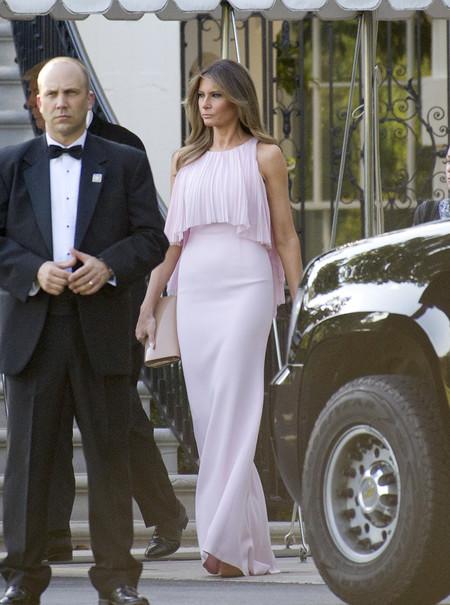 Melania Trump Vestido Boda Steve Mnuchin Jmendel 2