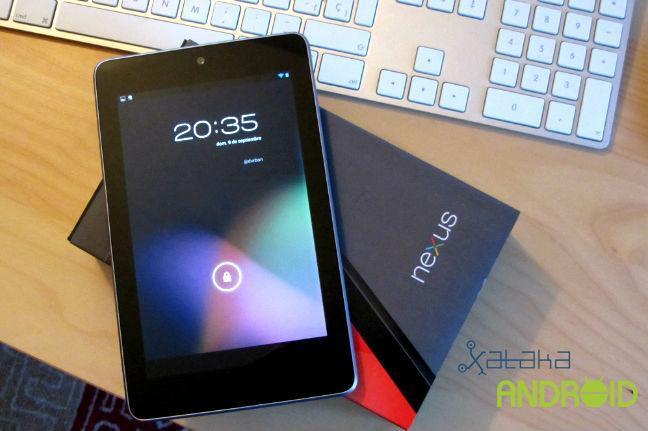 Analisis del Nexus 7