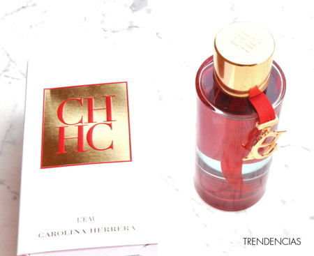 Os presento mi nuevo amor de verano: CH L'Eau de Carolina Herrera