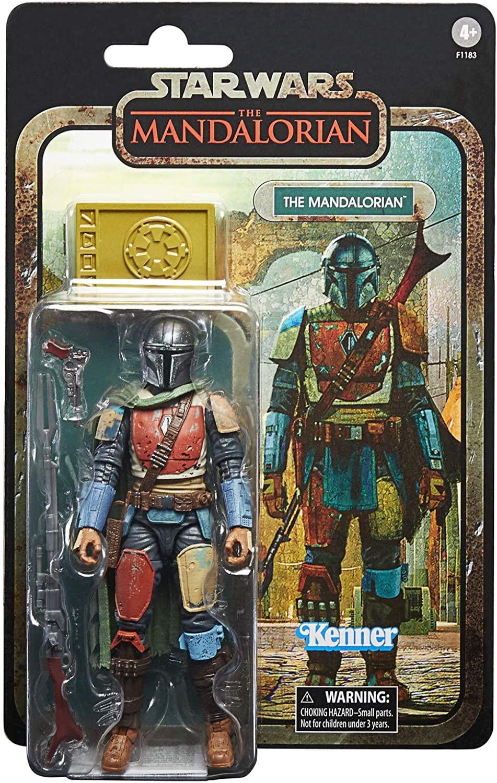 STAR WARS The Black Series Credit Collection - The Mandalorian a Escala de 15 cm