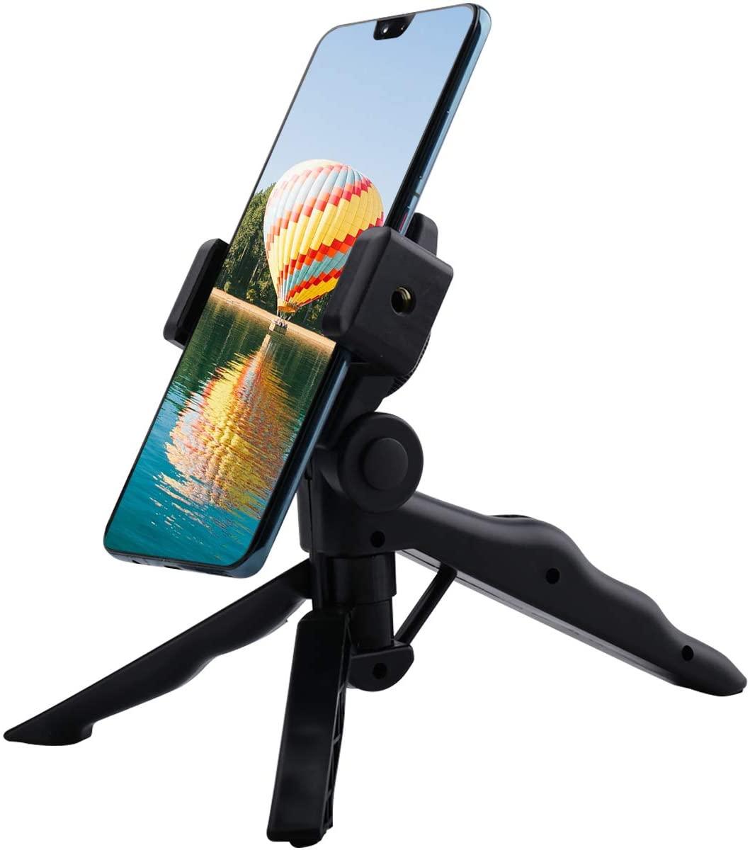 Trípode universal para smartphone (cupón de 50 pesos de descuento disponible)
