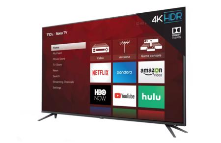 TCL apuesta por Fald, el soporte para Dolby Vision y el sistema operativo Roku para sus televisores de este año