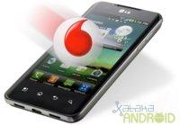 LG Optimus 2X de Vodafone recibe actualización mínima vía OTA