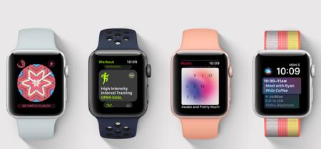 Todas las novedades de watchOS 4 en la WWDC17
