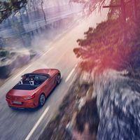 ¡Filtrado! Estas son las primeras imágenes del BMW Z4 que aún no deberíamos conocer
