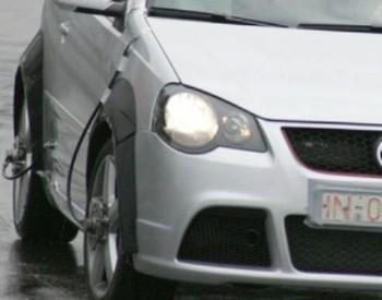 El Audi A1 disfrazado de Polo