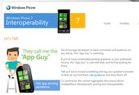 Windows Phone 7 Interoperability, APIs para migrar aplicaciones de iPhone y Android a WP7