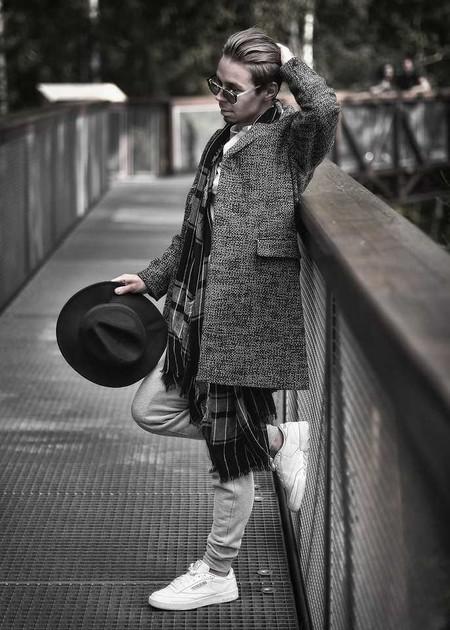 El Mejor Streetstyle De La Semana Empieza A Hacer Frio Y Los Abrigos Se Apoderan De La Calle 02