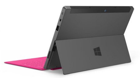Surface RT con teclado