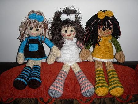 Las muñecas de Famosa se dirigen a Alicante