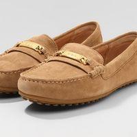 50% de descuento en los  zapatos náuticos Ralph Lauren Berdine: ahora 59,95 euros con envío gratis en Zalando