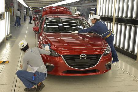 Fabrica De Mazda En Mexico