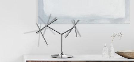 Seguro que no has visto un router así: este modelo no pasará desapercibido en la decoración de tu hogar